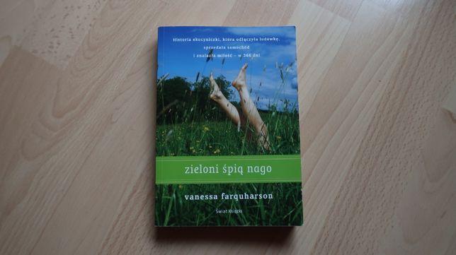Zieloni śpią nago - Vanessa Farquharson ekologia zero waste