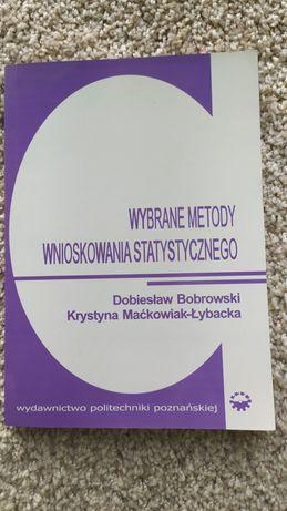 Książka wybrane metody wnioskowania statystycznego