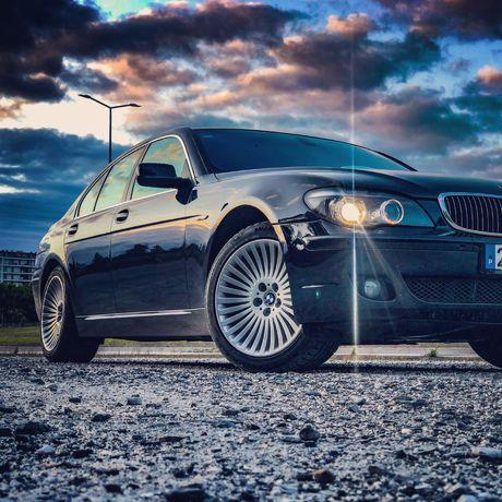 BMW 745D - Biturbo, Nacional