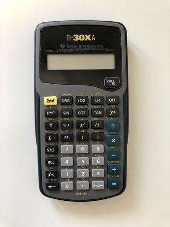 Calculadora científica Texas Instruments TI-30Xa