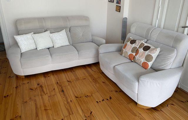 Solidna sofa 2 osobowa