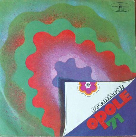 Płyta winylowa OPOLE PREMIERY 71