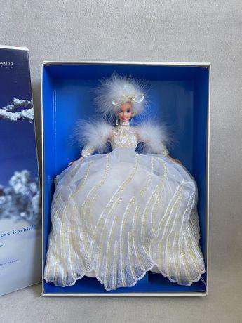 Barbie Snow Princess lalka kolekcjonerska unikat