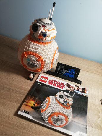 Lego Star Wars BB-8 75187 droid, jak nowy