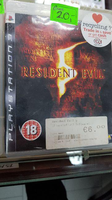 Gra na konsolę PS3 Resident Evil