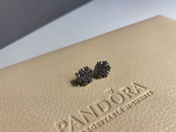Kolczyki pandora unikat oryginal