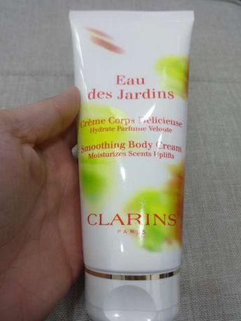 Creme para corpo Clarins Paris Eau des Jardins 200 ML - novo
