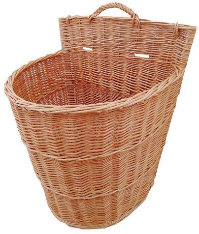 Plecaki Wiklinowe, kosz ogrodowy, gospodarczy, plecak, h 67