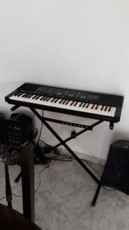 Amplificador/Órgão