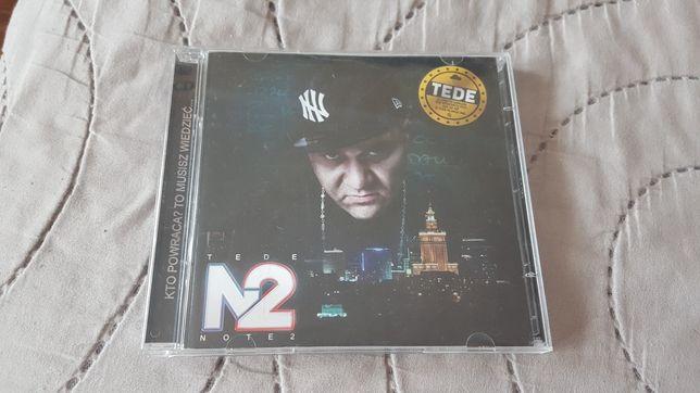 TEDE N2 Note 2 CD I wydanie