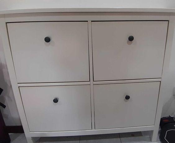 Sapateira HEMNES Ikea