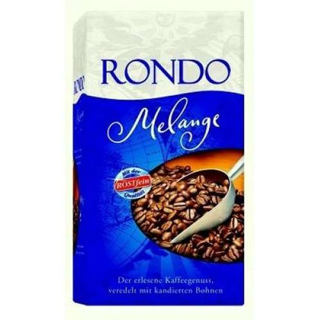 Кофе молотый Rondo 0.5 kg.