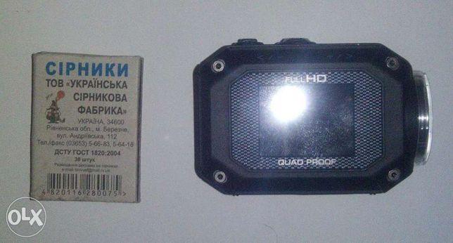 Цифровая экстрим видеокамера JVC GC-XA1BE