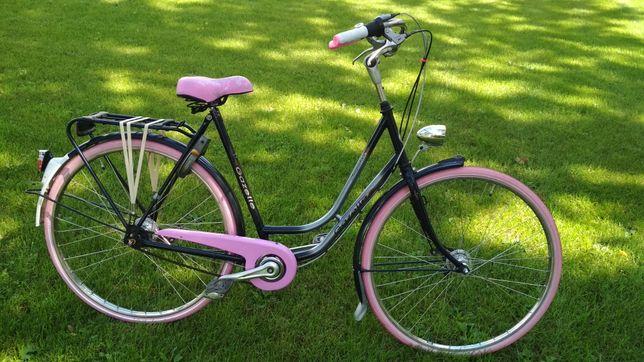 Rower Gazelle Retro Pink