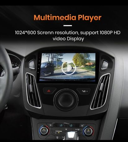 Radio-Nawigacja Ford Focus