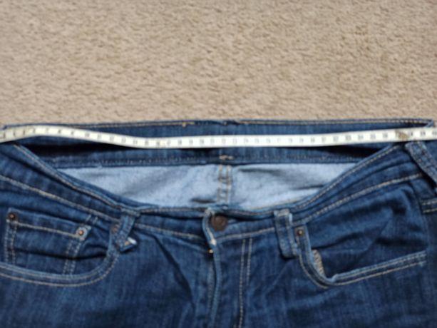 Spodnie jeansowe Levis r. L