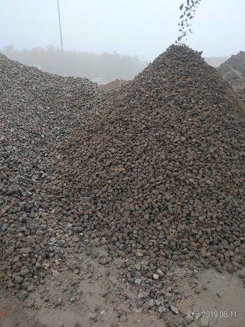 kruszywo kamienno - betonowe kamień kruszony