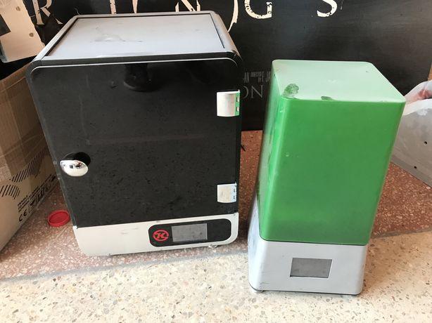 LCD/DLP принтер. С нюансами. 3д принтер.