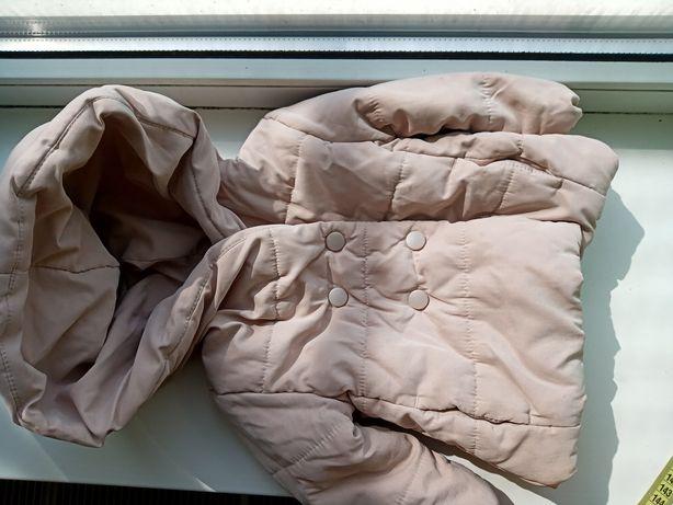 Курточка осень-весна для девочки 1 год