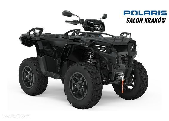 Polaris Sportsman NOWY Quad POLARIS Sportsman 570 EPS BLACK 2021 / salon POLARIS KRAKÓW