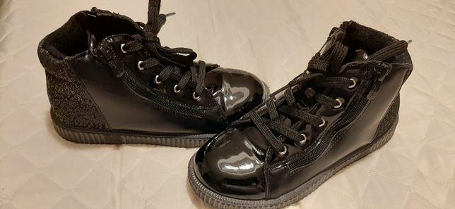 Buty dziewczęce,rozmiar 34