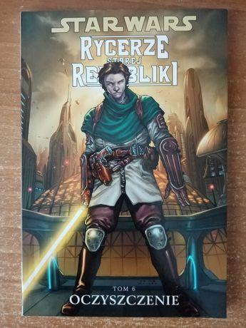 Star Wars: Rycerze Starej Republiki, t. 6: Oczyszczenie