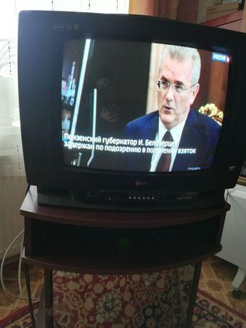 Цветной телевизор LG