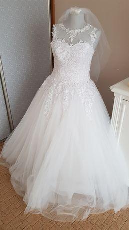 Suknia ślubna roz.38-44