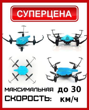 H4816 ИК-бой Дрон Удержание высоты Квадрокоптер Коптер Синий JEv.79359