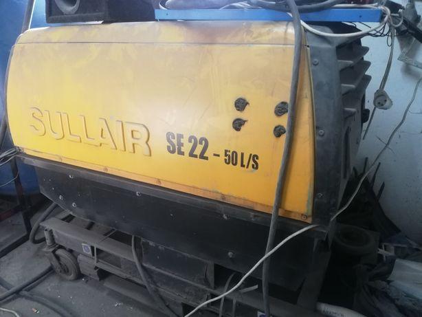Kompresor śrubowy 3m3 22kw elektryczny
