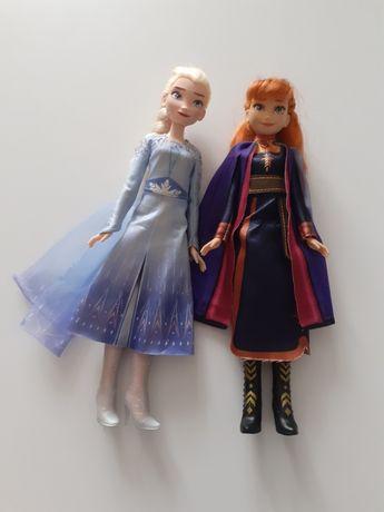 2 lalki Elsa i Anna