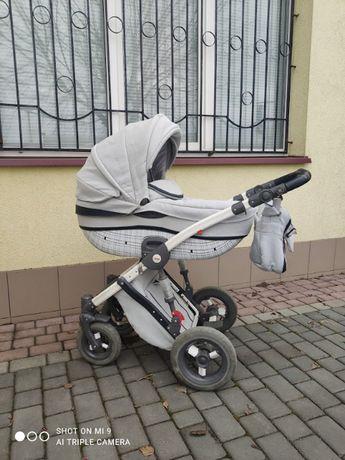 Стильна,Шикарна, коляска SATURN 2В1,для сучасних мамочок