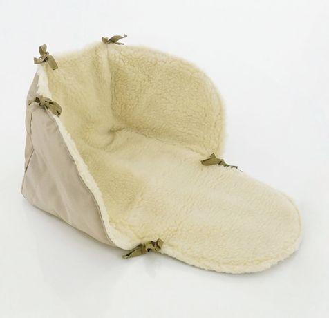 Детское сиденье в санки