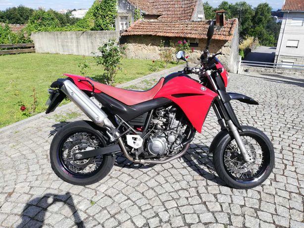Yamaha XT660X 25kw 17000km