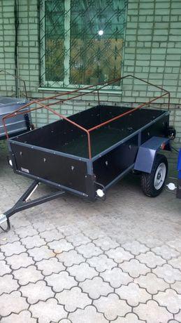 "Прицеп к легковому авто Лев 21 ""Бакелит"""