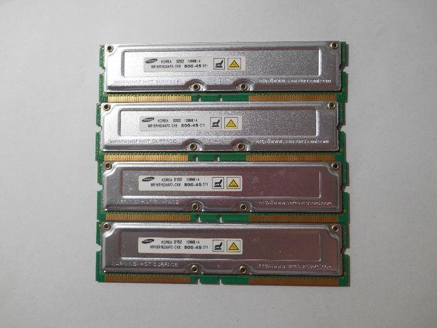 512 Gb RIMM Samsung (4 x 128)