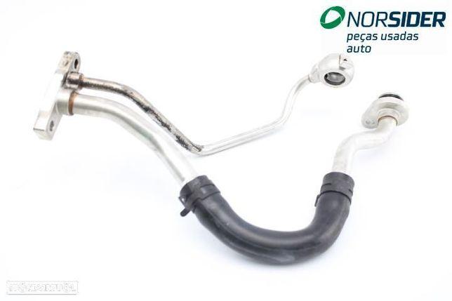 Conjunto tubos de óleo do turbo Honda Civic|12-15