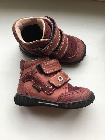 Ecco ботинки ессо