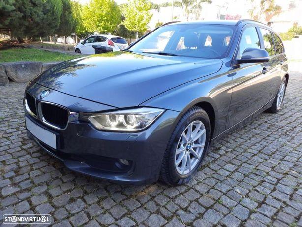 BMW 320 d Touring EfficientDynamics Navigation