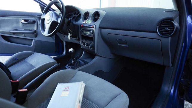 Seat Ibiza 6l 1.9 TDI ler notas