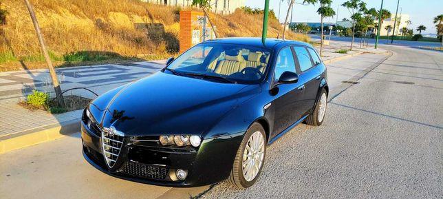 Alfa Romeo 159 3,2. V6.  Q4 Manuais