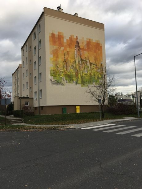 Duże, rozkładowe, trzypokojowe mieszkanie w Sulechowie