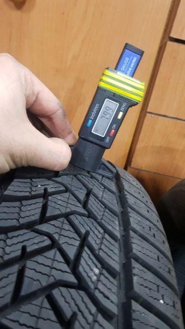 Z11 2x205/55/16 Dunlop Winter Sport 5 8mm