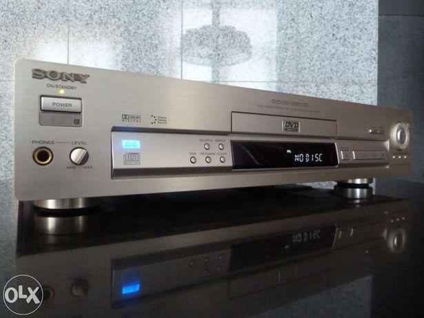Sony cd/dvd player dvp-s505d, (pal e ntsc)