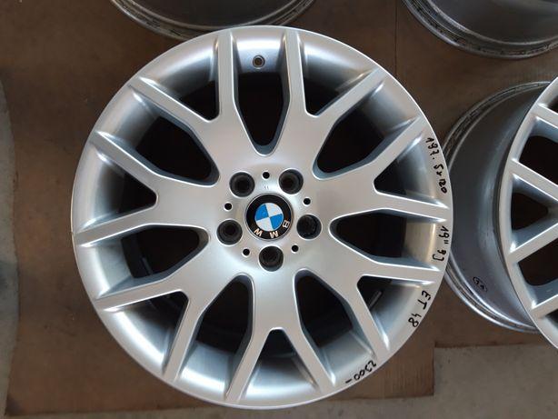 197 Felgi Aluminiowe ORYGINAŁ BMW R19 5x120 BARDZO ŁADNE X3 X5
