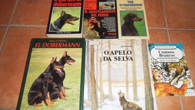 Revistas de cães! Primeiros números-Raro-Não vendo separado+Livros
