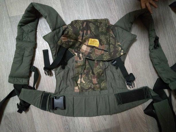Слинг эрго рюкзак май-слинг переноска для ребенка