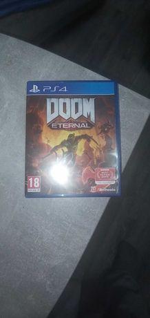Doom Eternal PS4 PL