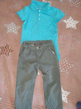 Штаны тенниска футболка флиска шорты на мальчика