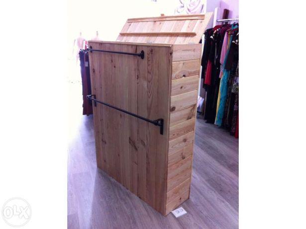Movel em madeira novo
